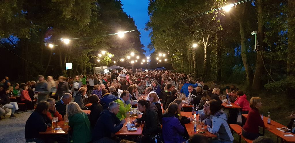 Sommerfest 50 Jahre Wasserwacht OG Wörth